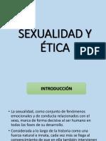 Etica y Sexualidad
