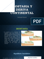 Isostasia y Deriva Continental-1