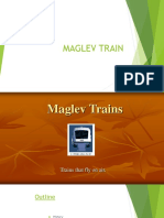 Maglev Train Seminar