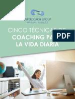 5 Tecnicas de Coaching para la vida dria.pdf