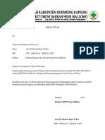 85070 Surat Tugas