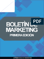 Boletin de Marketing Apem Nº1