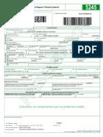 Documentos Regimen Tributario Especial