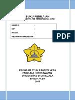 Format Penilaian Oleh CI K3S-1