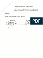 2018-04-05 Tor of Mtf-rdp II Project Board