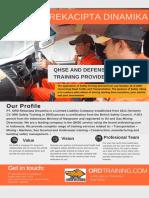 1. Company Profile (PT ORD Rekacipta Dinamika)-NW -2016-AG-WB