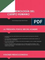 Fenomenología+del+cuerpo PPT