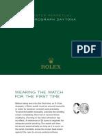 Rolex Cosmograph-daytona En