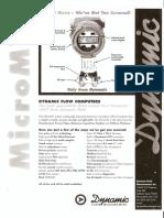 DYNAMIC FLOW COMPUTERS, MicroMV, Gas Meter.pdf