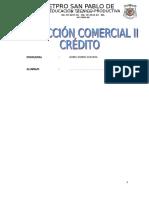 Redac Comercial II Credito OTROS 2019