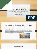 Contaminación moyra,diego,genesis.pptx