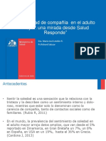 Adulto Mayor Salud Responde