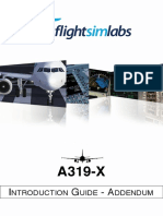 A319X Introduction Guide P3Dv4