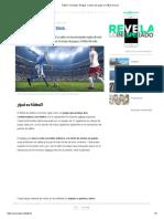 Concepto Futbol