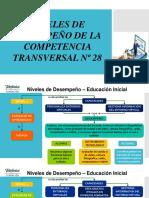 Desempeños Competencia Transversal 28 Tic_telefonica