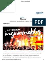 Exttremismo Antidemocratico Vox_ Alarmas _ Opinión _ El País