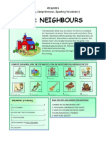 Our Neighbours [Ppt Oral Test]