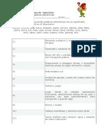 Guía de Palabras Polisemicas