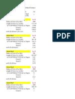 Pkg 14 Setback Calculation
