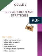 Sales Module 2
