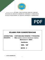 SILABO CONTABILIDAD MINERA Y PESQUERA.doc