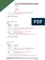 Ligação a uma base de dados em php