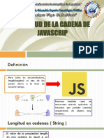 Longitud de La Cadena de Javascrip