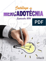 Catalogo Mercadotecnia 2016 Trillas