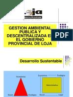 Gestión Ambiental SUMA