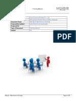 PM TM 02-Maintenance Planning