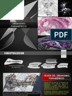 Urbanismo paramétrico