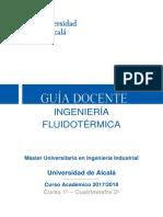 Fluidotermia
