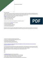 Contoh Soal Menunjukkan Kesalahan Penggunaan Ejaan atau Tanda Baca.docx