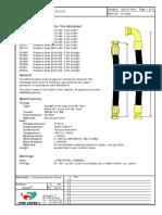 303309 Pressure Hose Dn10-400 2.5m Straight