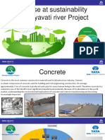Sustainability at jaipur drivyavati river
