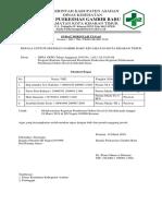 SPT Pembinaan Dokter Kecil Thn 2019