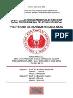 606 - Latihan Soal Seleksi STAN