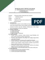 Panduan Persetujuan Umum Pelayanan Kesehatann