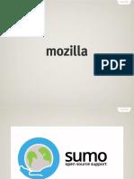 SUMO Mozfest 13012016
