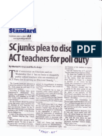 Manila Standard, May 2, 2019, SC junks plea to disqualify ACT teachers for poll duty.pdf