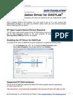 DASYLab Guide