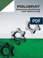 Brochure English - Chemical Polishing and Deburring