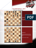Sam Shankland Grunfeld Chess Defence Puzzles Volume 6