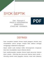 SYOK SEPTIK