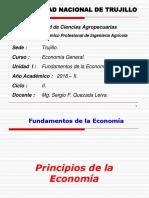 UNIDAD I - Fundamentos de La Economía - Ing. Agrícola[1]