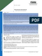 Fricción en Ortodoncia