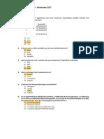 Examen microbiologia