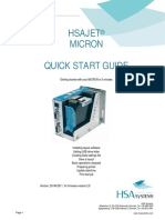 HSAJET Micron Quick Start FW29 En
