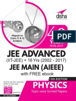 40 Years IIT-JEE Advanced _ 16 yrs JEE Main Topic-ics with Free ebook 13th Edition - Er. Sunil Batra.pdf