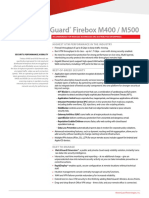 Wg Firebox m400-m500 Ds